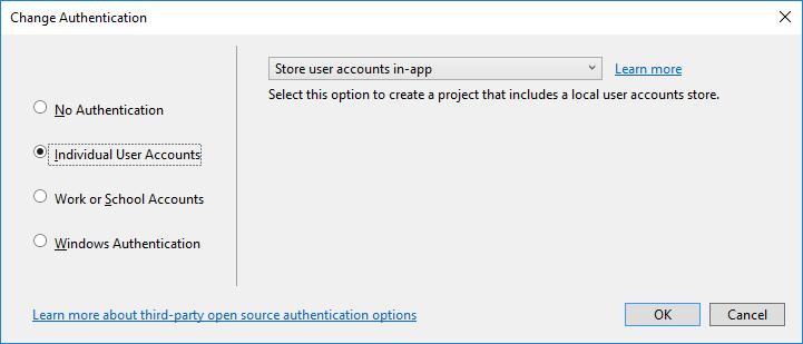 Using ASP NET Core Identity — IdentityServer4 1 0 0 documentation